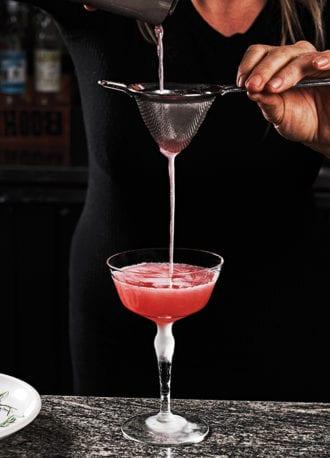 Sparkling Aperitivo Cocktail