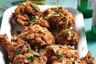 Brazilian Fried Chicken