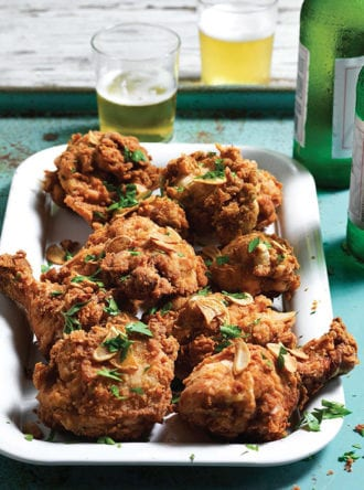 Brazilian Fried Chicken