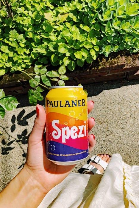 Paulaner Spezi