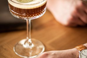 Billy Sunday's Amaro Daiquiri
