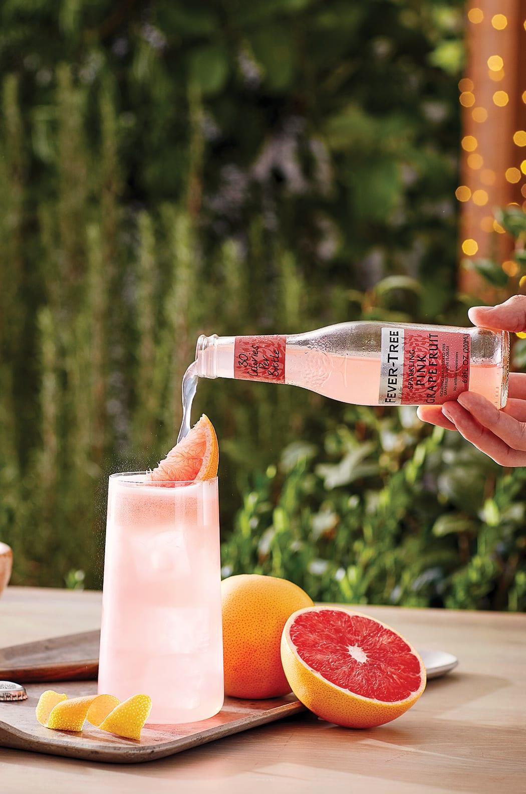 Fever-Tree Sparkling Pink Grapefruit