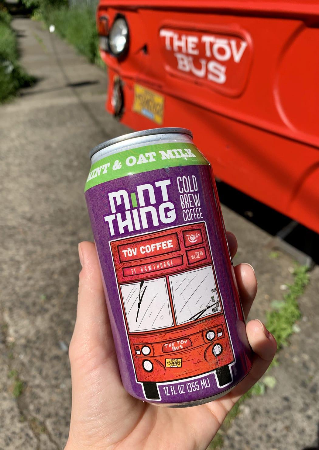 Tōv Coffee Mint Thing