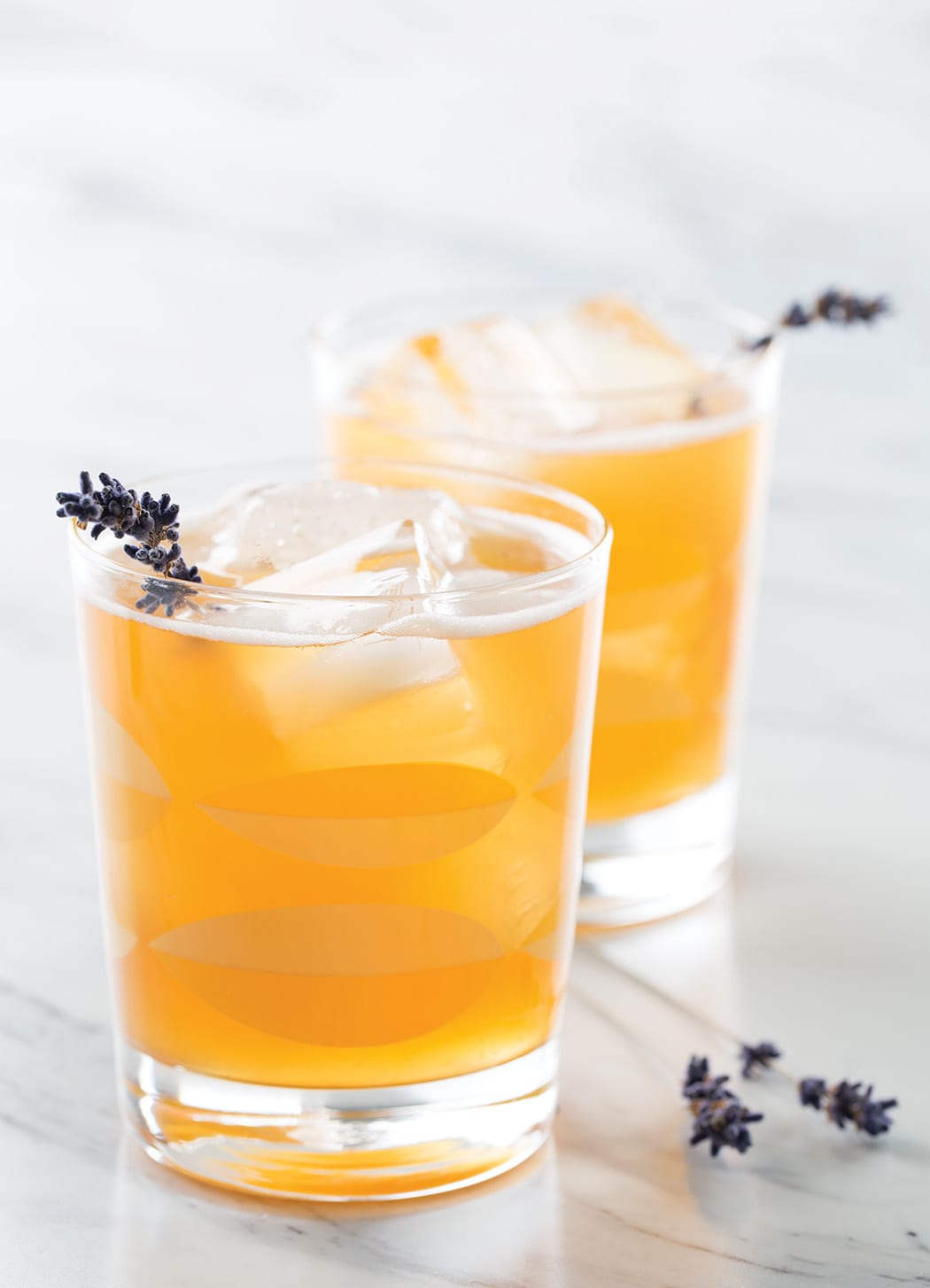lavender lemonade kombucha