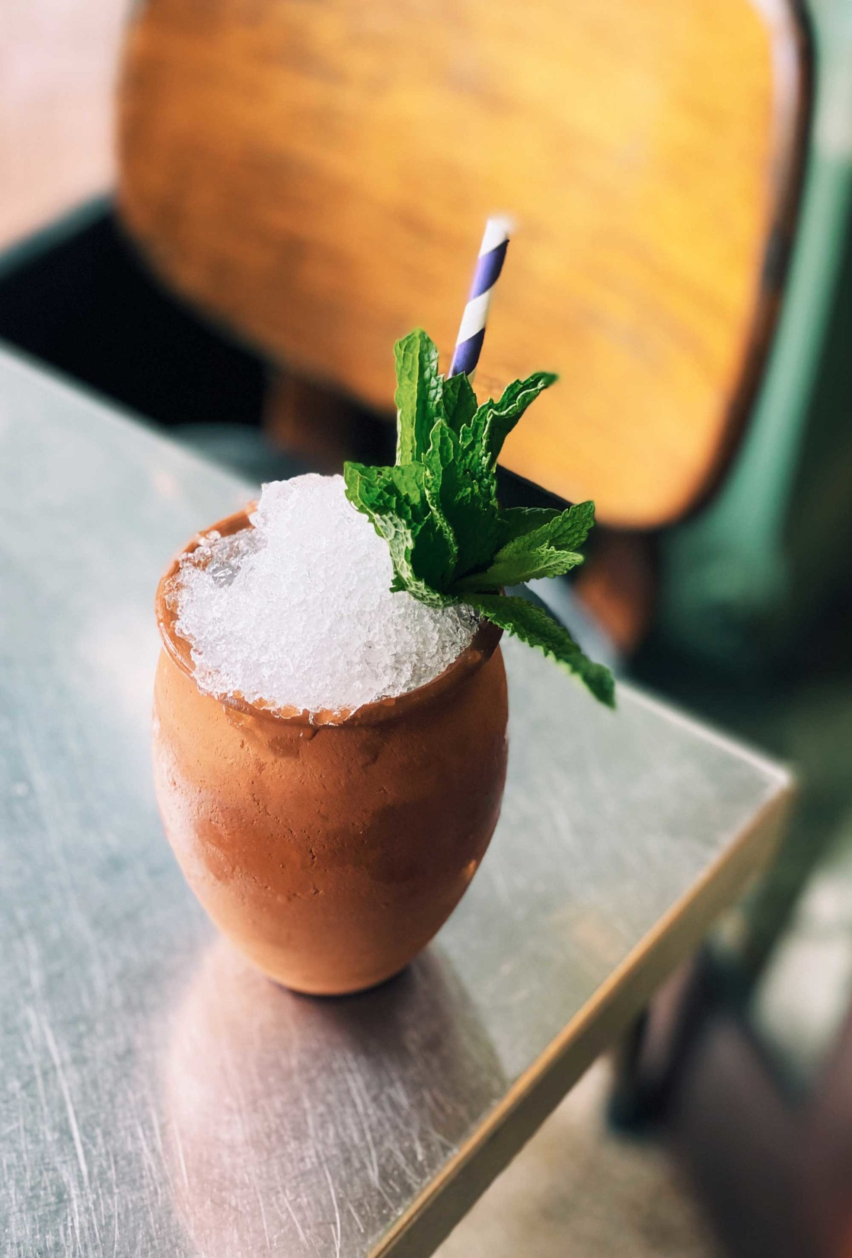 Summer Whiskey Cocktail