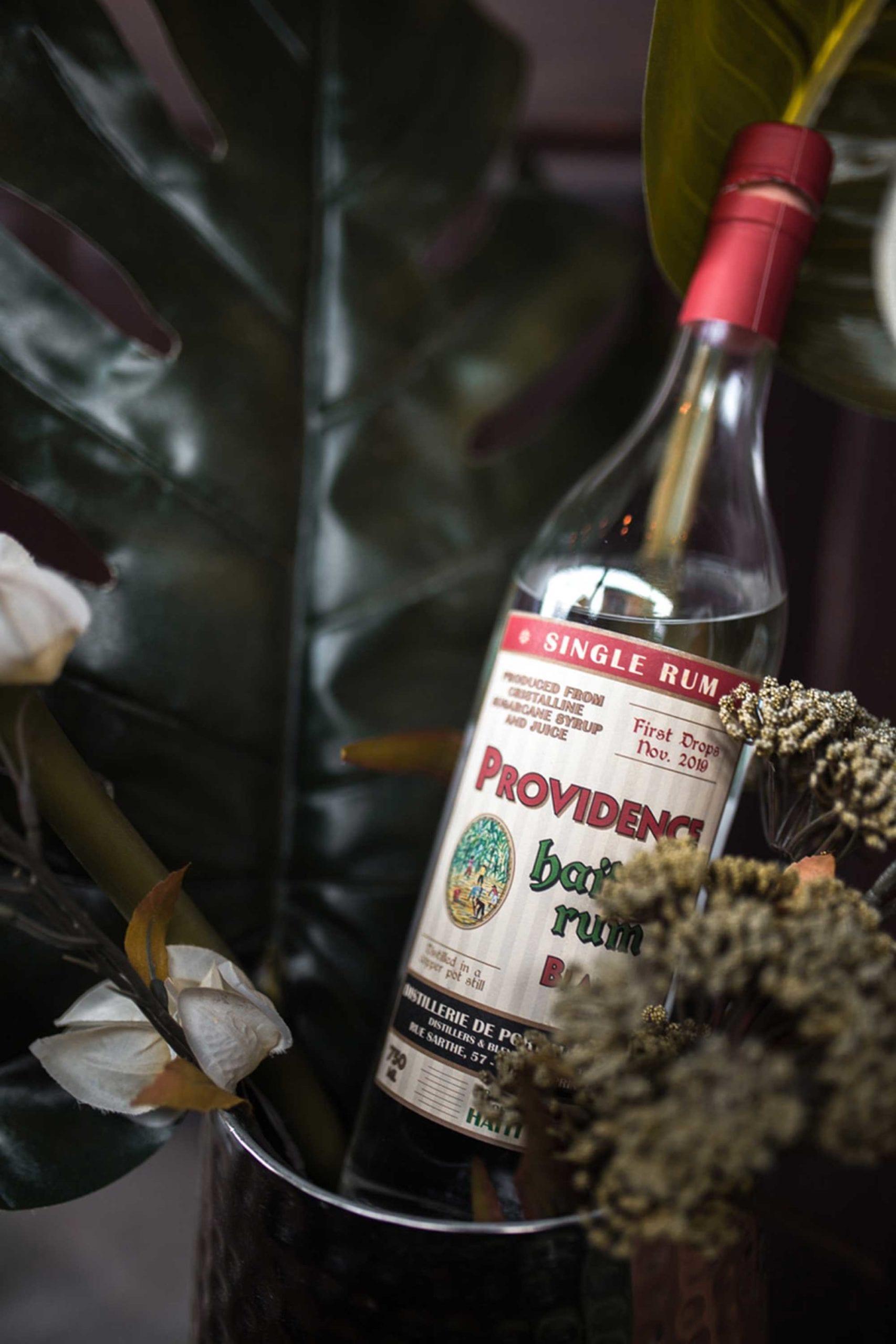 Providence Haitian Rum Blanc