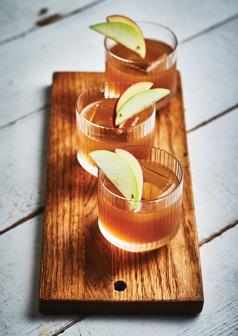 Double Apple Cocktail Imbibe Magazine