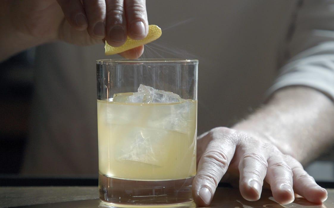 brown sugar shochu cocktail