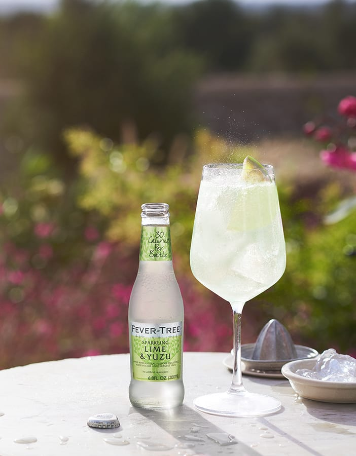 Fever-Tree Sparkling Lime and Yuzu