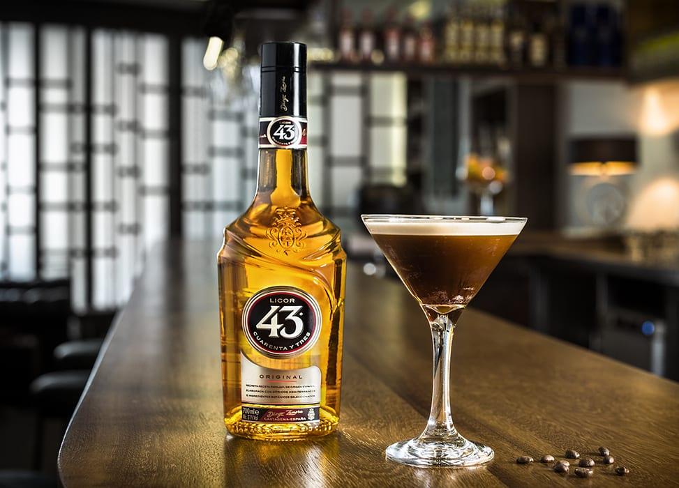 Licor 43 Bartenders & Baristas Challenge